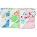 Hooded Towel and Facecloth Set - Creatures
