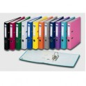 Donau Lever Arch File Board A4 65mm - Lilac