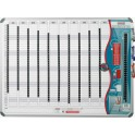 Parrot Magnetic Year Planner 2400mm x 1200mm