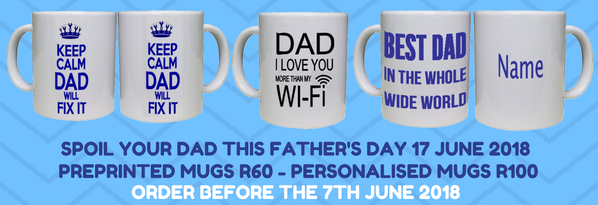 Spoil Your dad this Father's Day