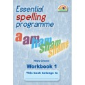 Essential Spelling Programme - Workbook 1