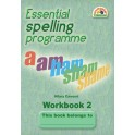 Essential Spelling Programme - Workbook 2