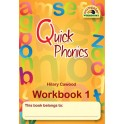 Quick Phonics Workbook 1