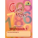 Quick Maths Workbook 1