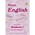 Simply English - Workbook 1 (2nd Lang)