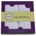 Sugardots Muslin Blanket 2 pack