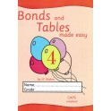 Bonds and Tables Made Easy 7