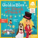 Goldie Blox and the Dunk Tank