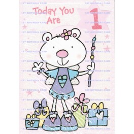Today You Are 1