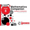 Grade 8 Mathematics Companian Workbook
