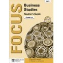 Focus Business Studies Grade 10 Teacher's Guide