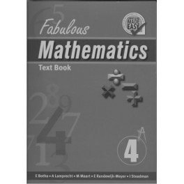 Fabulous Mathematics Grade 4 Leanerbook