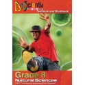 DocScienta Natural Sciences Grade 8 Textbook and Workbook