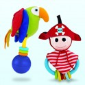 Pirate & Pal Play Set