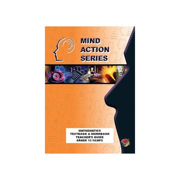 Mind Action Series Mathematics Textbook/Workbook Grade 12