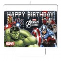 Avengers Assemble Multihero Happy Birthday Candle