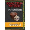 Khalipha Mfundi isiZulu Workbook Grade 2