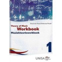 Unisa Theory of Music Workbook Grade 1