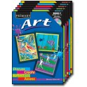 Primary Art Book F (Ages 10 - 11)