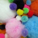 Dala Pom Poms 20mm Assorted (24's)