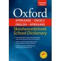 Oxford English-Afrikaans Afrikaans-English School Dictionary Skoolwoordeboek
