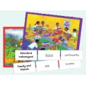 Oxford First Bilingual Dictionaries: Full Pack Flash Cards Setswana (400+ Flash Cards)