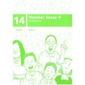 Number Sense Workbook 14 - English