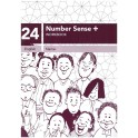Number Sense Workbook 24 - English