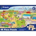 Butterfly 48 Piece Wooden Puzzle