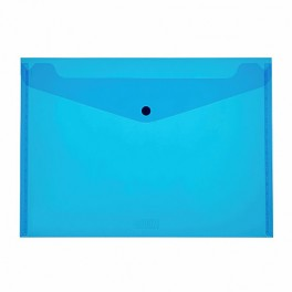 Treeline A3 Carry Folder PVC Blue