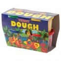 Dala Teddy Play Dough 4 x 100g