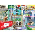 RGS 36 Piece Wooden Puzzle - Pet Shop