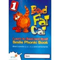 Phonic Book 1 - Bad Fat Cat (A5 Stitched)