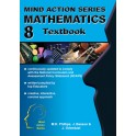 Mind Action Series - Mathematics Textbook/Workbook Grade 8 - CAPS