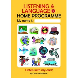 Listening & Language Home Programme 2