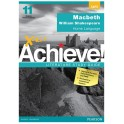 X-kit Achieve! Literature Study Guide: Macbeth HL