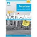 X-kit Achieve! Literature Study Guide: Sophiatown FAL