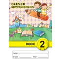 Clever Comprehension Book 2 (Junior Font)