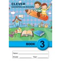 Clever Comprehension Book 3 (Junior Font)
