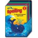 New Wave Spelling Student Workbook F