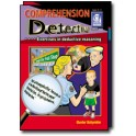 Comprehension Detective Ages 8 -10