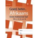 Goed Beter Afrikaans Graad 9 Leerdersboek