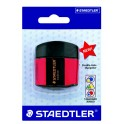 Staedtler 2 Hole Plastic Sharpener with Container
