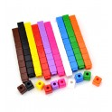 Touch and Count Cubes 100s in bag
