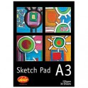Croxley A3 Sketch Book - 25 pages