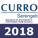 Curro Serengeti Stationery Pack - Grade 5 - 2018 (BALANCE OF PACK IF ORDERED FROM SCHOOL)