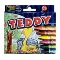 Dala Teddy C9 Wax Crayons