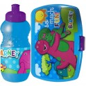 Barney Astro Sports Bottle & Junior Latch 2
