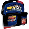 Cars 3 Fast Friends 3pc Square Set