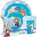 Frozen Shimmer 3pc Regal Set